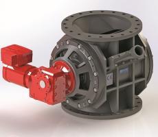 FLSmidth's V-Series feeder/airlock