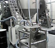 With a direct charge blender loader pneumatic conveyor, blenders or mixers function as the primary material receiver and are offered either as floor-standing or suspended units.