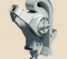 Van Tongeren America centrifugal classifier