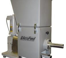 Vibra Screw easy-to-clean Accufeed volumetric feeder