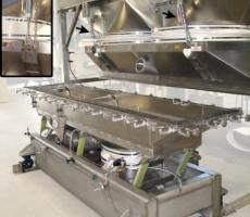 Witte pneumatic cover lift