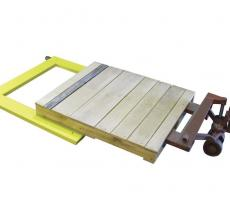 Fairbanks Scales' new Yellow Jacket u-shaped floor scale