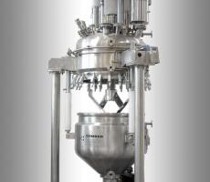 The Condry agitated vacuum dryer