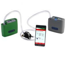 The Casella Flow Detective air sampling pump calibrator