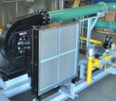 Chicago's Design 53 pressure blower