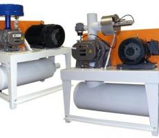 Coperion K-Tron blower package