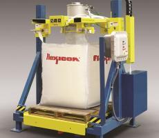 Flexicon introduces a Twin-Centerpost bulk bag filler with XP controls.