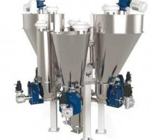 The C-Multy modular multi-component continuous gravimetric feeding and blending system