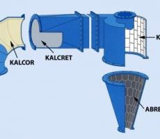Kalenborn Abresist offers wear- and abrasion-resistant linings.
