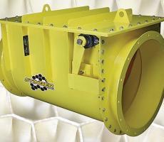Camfil APC Stinger explosion isolation valve