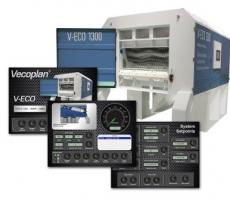 Vecoplan LLC has reengineered the control panels on its V-ECO shredder series.