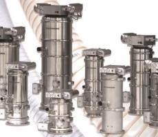 Volkmann pneumatic vacuum transfers systems