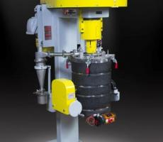 Union Process offers a pilot-sized mill for cryogenic grinding.