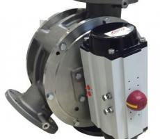 The second generation of the Schenck Process PT45 diverter valve