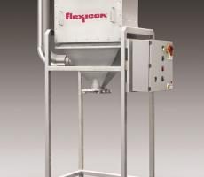 Flexicon stand-alone dust collector