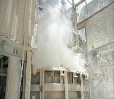 PEBCO Inc. Dust Suppression System