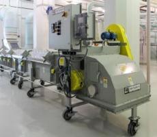 GSI 3i RollerFLO conveyor