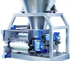 Acrison Model 905-14 volumetric feeder
