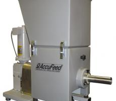 Vibra Screw easy-to-clean Accufeed volumetric feeder