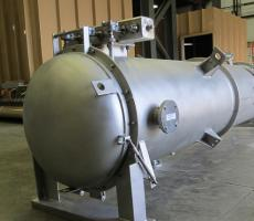 Scientific Dust Collectors filter-receiver