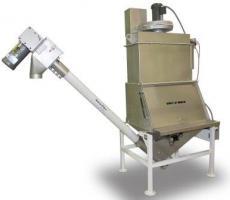 Vac-U-Max's Aero-Flex flexible auger conveying system
