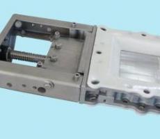 Low-profile VIB slide valve