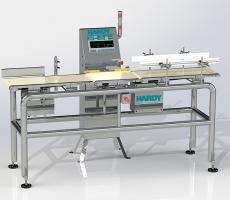Hardy Process Solutions clean-in-place (CIP) version of its Dynamic checkweigher