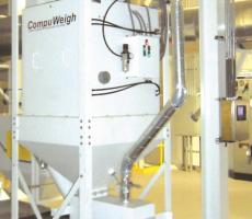 CompuWeigh's low-maintenance process hopper scale