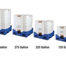 Elkhart Plastics Inc. intermediate bulk containers