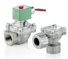 Image 4: Examples of pulse valves (ASCO Series 353)