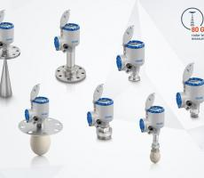 Krohne Optiwave series of frequency-modulated continuous-wave radar level transmitters.