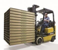 Conitex Sonoco ISPM-compliant corrugated pallets