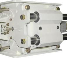 Prater has developed a lump breaker with a rail design adopted from its QTA-on-rails airlock platform.