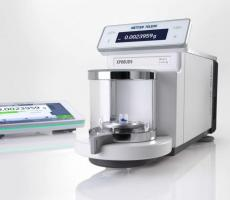 Mettler Toledo is launching its new XPR balance line.