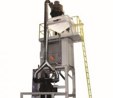 The newly designed PKA Velocity Series mill