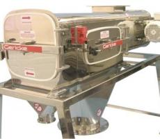 Gericke MK-3 centrifugal mill sifter