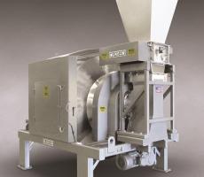 MUNSON model 700-TH-50-SS rotary batch mixer