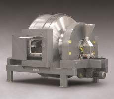 Munson model 700-TH-140-SS rotary batch mixer