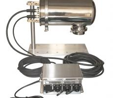 Sensortech  NIR-6300 IP67 harsh environment moisture analyzer