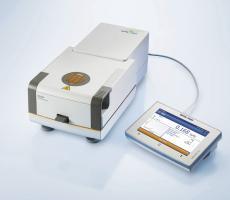 Mettler Toledo HX204 moisture analyzer