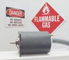 Empire Magnetics offers motors and resolvers for use in hazardous environments where combustible vapors or dust are present.