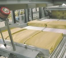 A-B-C Packaging Machine Corp. high-speed palletizer