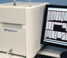 Fluid Imaging Technologies' new FlowCam Macro particle imaging and analysis system