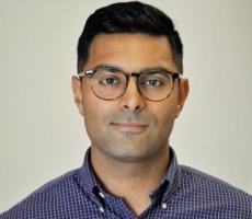 Dvijal Patel, food technologist, Bühler Aeroglide