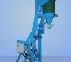 180° Rotation Hydraulic Drum Dumper