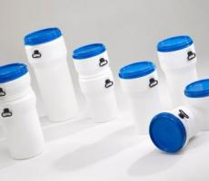 Nestable containers are available in sizes from 8-30 gal.