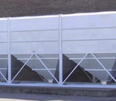 Eagle's portable bulk storage units