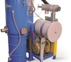 The MDL1040PD central vacuum system