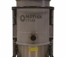 Nilfisk NRTL-certified continuous-duty industrial vacuum
