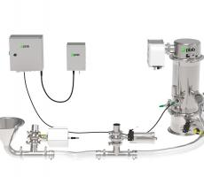 Piab's piFLOWp Smart vacuum conveyor
